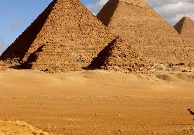 Misterio esclarecido: Descubren quiénes construyeron las pirámides egipcias