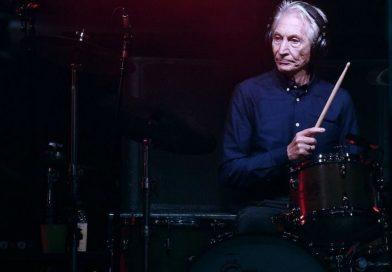 Falleció Charlie Watts, histórico baterista de los Rolling Stones