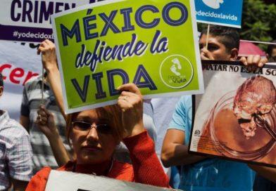 México le dijo NO a la despenalización del aborto