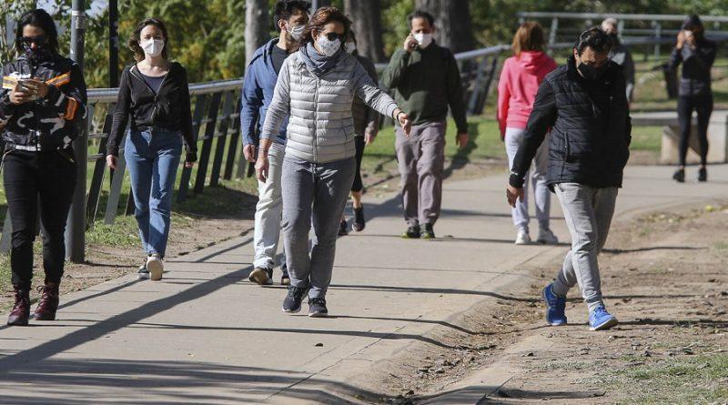 Dos víctimas fatales y 151 contagiados en Rosario
