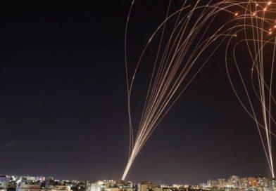 Hamás lanzó 70 cohetes a territorio israelí