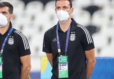 Argentina enfrenta a Uruguay en busca de su primer triunfo en la Copa América