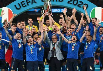 Italia se consagró campeón de la Eurocopa
