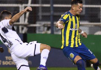 Central no pudo sacar adelante su partido contra Gimnasia en La Plata