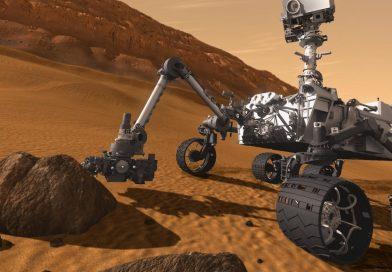 El Curiosity encontró signos de vida en Titán
