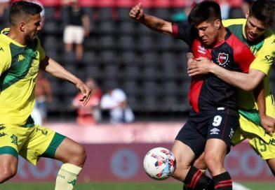 Newell's no pudo con Aldosivi en el debut de Adrián Taffarel y terminó empatando