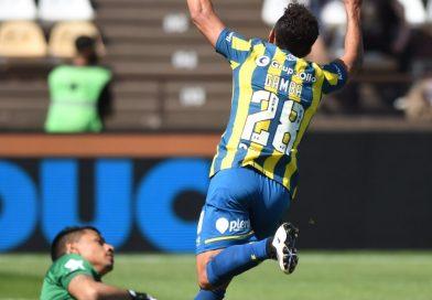 Central y Platense se dieron la mano en el arranque de la fecha 17 de la Liga